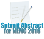 Submit NEMC 2016 Abstract