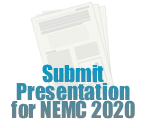 Submit a Presentation for NEMC 2020
